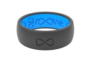 Groove Rings - mens_silicone_rings
